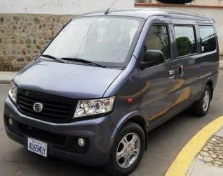 JT3 Mini Van