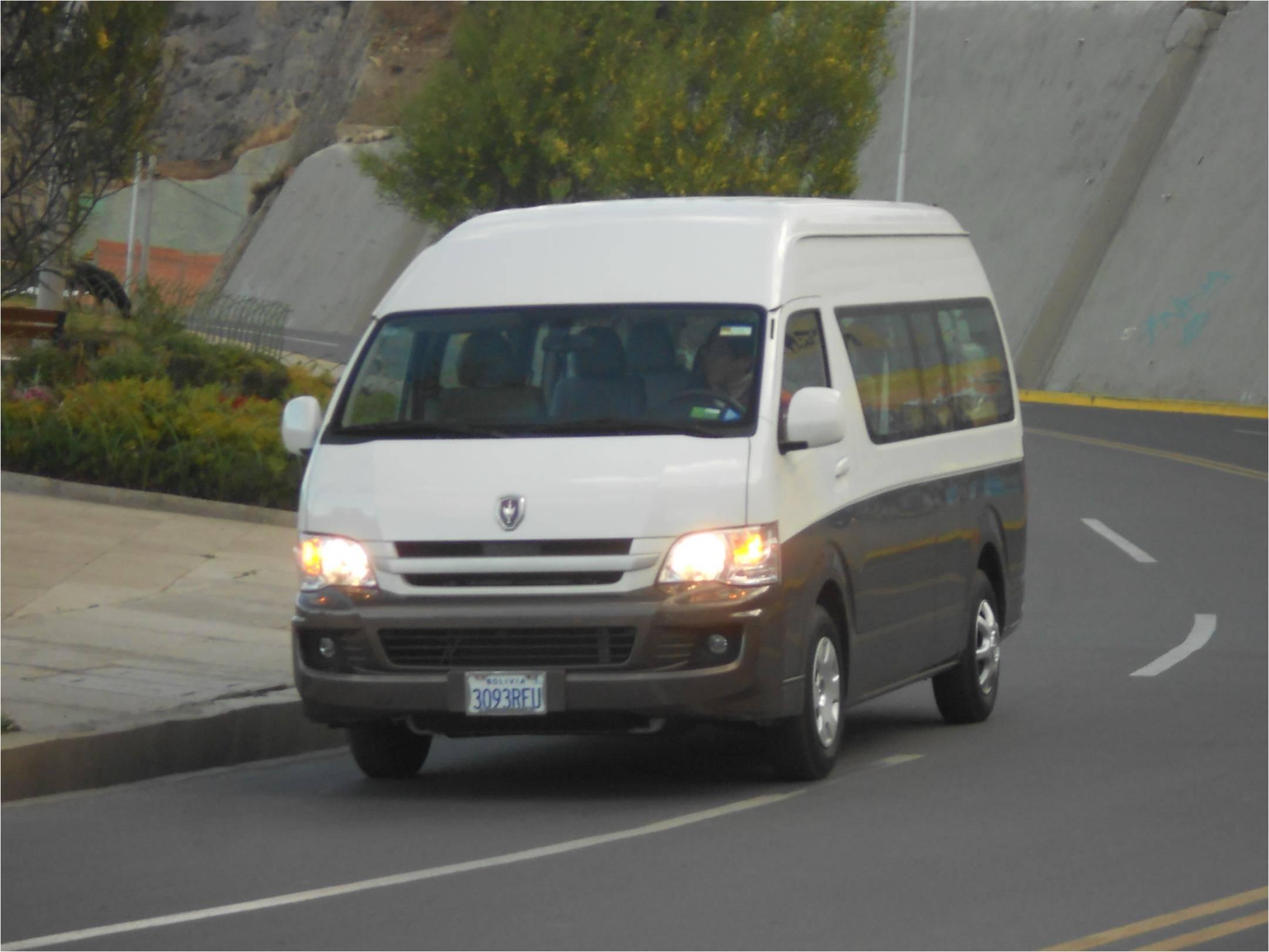 JT6 Van