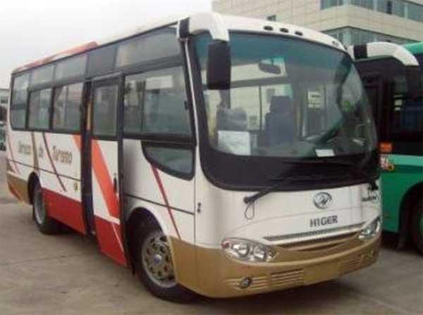 JT7 Bus Higer