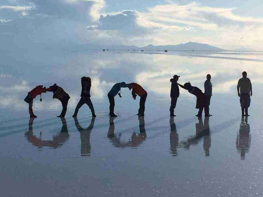 La Paz - Uyuni Salt Flats - 02 Days / 01 Night