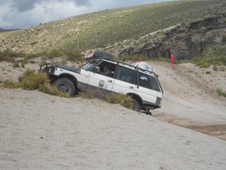 Programa Dakar 2015