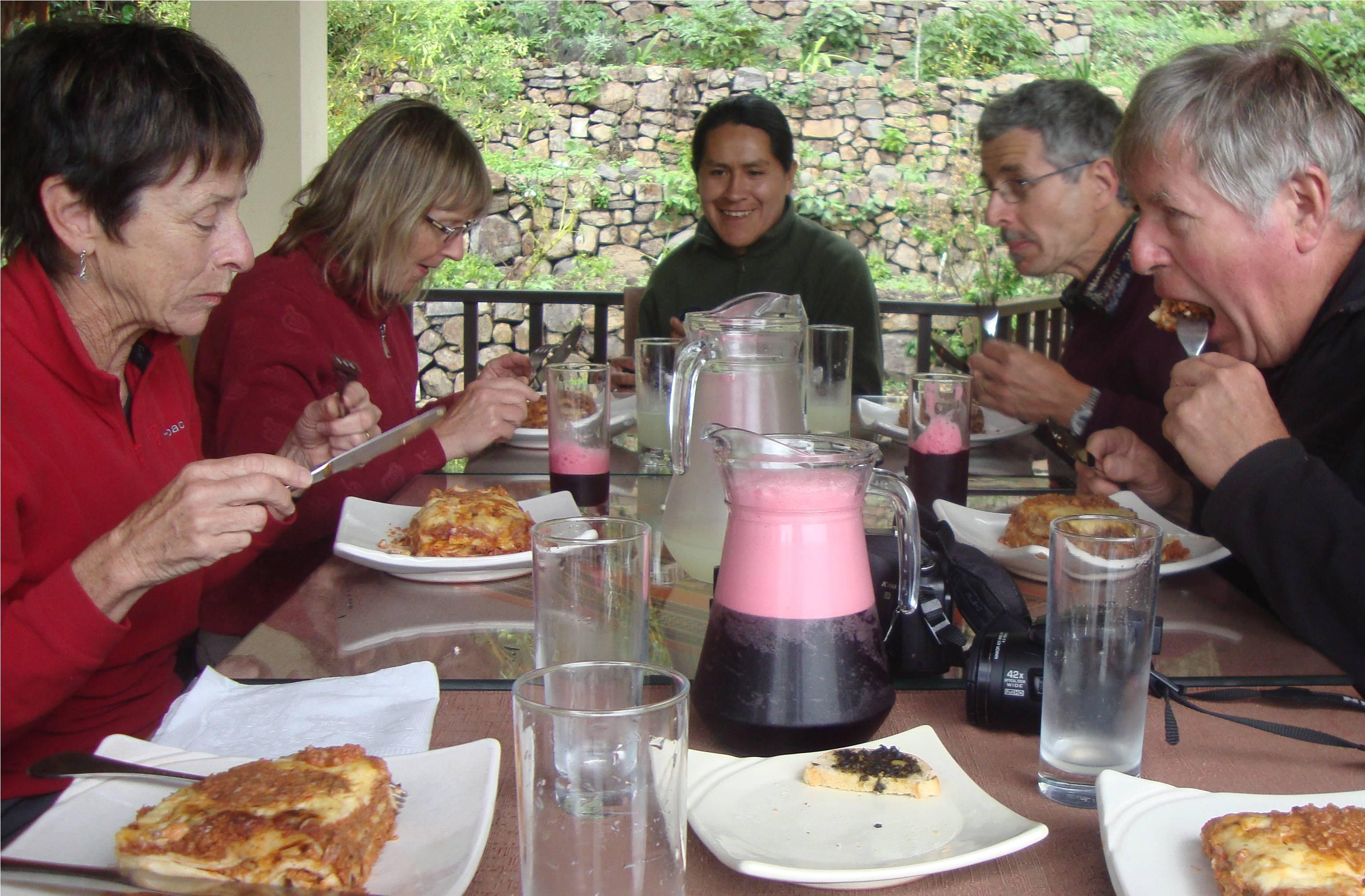 Tour Gastronomico en La Paz